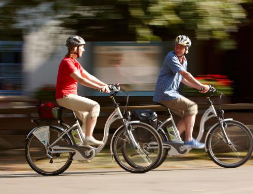 Oplaadpunt E-bikes